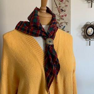 Vintage Boy Scout scarf